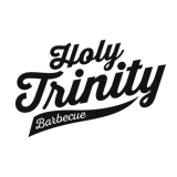 Holy Trinity Barbecue Logo
