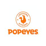 Popeyes (14611 SE McLoughlin Blvd) Logo