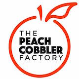The Peach Cobbler Factory Logo