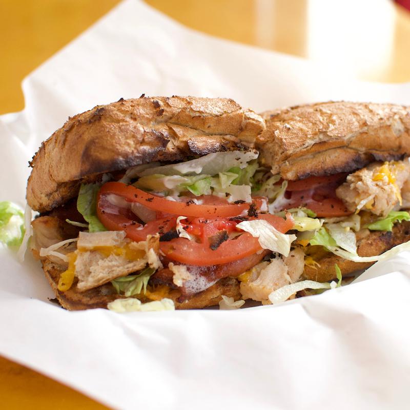 Potbelly Sandwich Shop - Madison W Towne Mall Logo