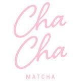 Cha Cha Matcha - Nolita Logo