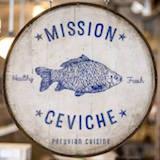 Mission Ceviche - SoHo Logo
