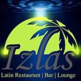 Izlas latin cuisine Logo