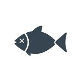 Harvinskins Seafood Market & Cafe Logo