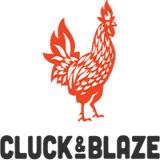 Cluck & Blaze (Long Beach) Logo