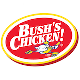 Bush's Chicken (Bell & 73rd) Logo