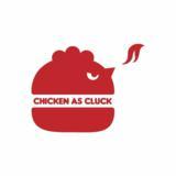 Chicken As Cluck Logo