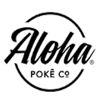 Aloha Poke Co Logo