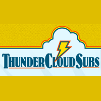 Thundercloud Subs 2021 E RIVERSIDE DR Logo