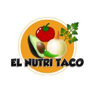 El Nutri Taco Logo