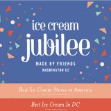 Ice Cream Jubilee (Columbia Heights) Logo