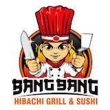 Bang Bang Hibachi Grill & Sushi Logo