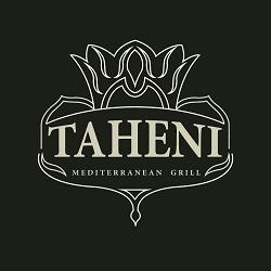 Taheni - New York City, 8th Ave Logo