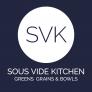 SVK (Sous Vide Kitchen) Logo