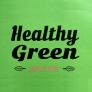 Healthy Green Juice Bar Logo