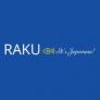Raku it's Japanese  Logo