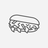 The American Cheesesteaks Logo