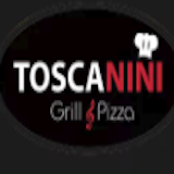 Toscanini Grill and Pizza Logo