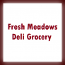 Fresh Meadows Deli Grocery Logo
