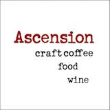 Ascension Coffee - Thanksgiving Tower Logo