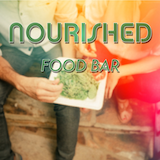 Nourished Food Bar Logo