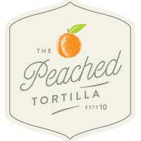 The Peached Tortilla Logo