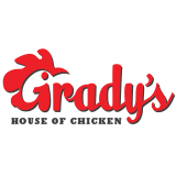 Grady's House of Chicken Logo