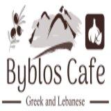 Cafe Byblos Greek & Lebanese Logo