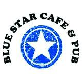 Blue Star Cafe & Pub Logo