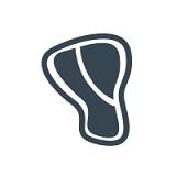 Sear Fire-Inspired American Steakhouse Logo