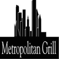 Metropolitan Grill (820 2nd Ave.) Logo