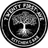 Twenty first Ave kitchen & bar Logo