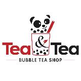 Tea and Tea (72nd Ave) Logo