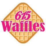 615 Waffles Logo