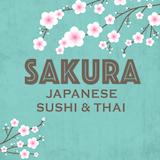 Sakura Japanese Rest & Sushi Logo