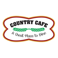 Country Cafe and Italian Eatery Logo