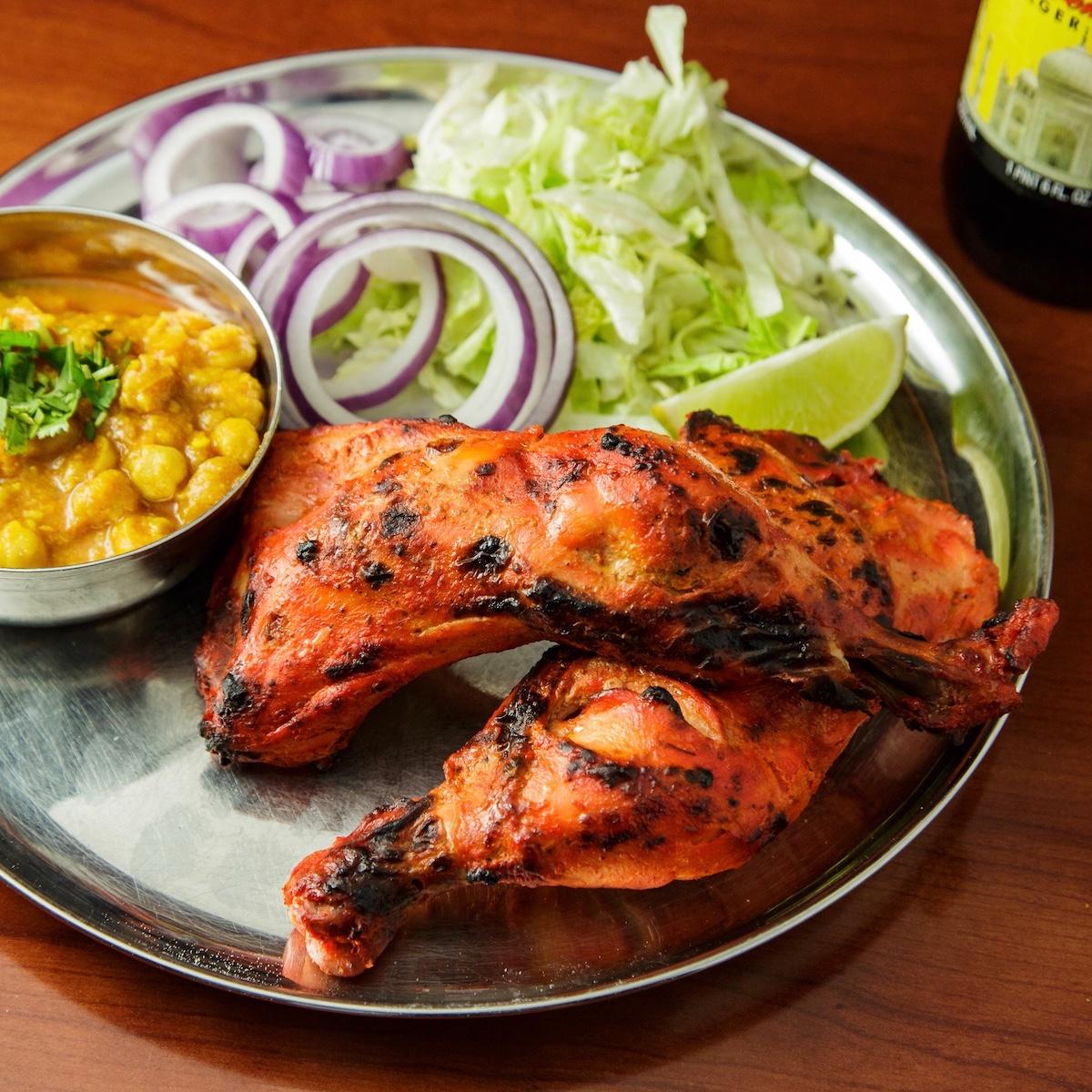 Om Indian Lunch & Dinner Logo