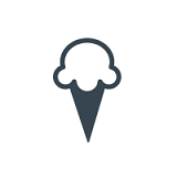 Preston's Candy & Ice Cream Logo