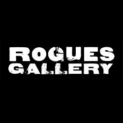 Rogues Gallery Restaurant and Bar - Philadelphia Logo