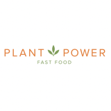 Power Plant Fast Food Logo