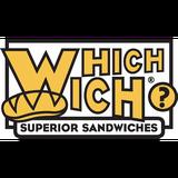 Which Wich - University Blvd Logo