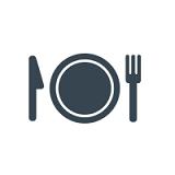 TLV Israeli Street food Logo