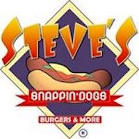 Steve's Snappin' Dogs Logo