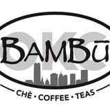 Bambu Desserts & Drinks Logo