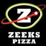 Zeeks Pizza - Kirkland Logo