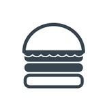The Little Chicken Burger Logo