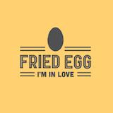 Fried Egg I'm In Love Logo
