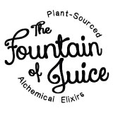 The Fountain of Juice Logo