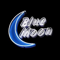 Blue Moon Bar & Grill Logo