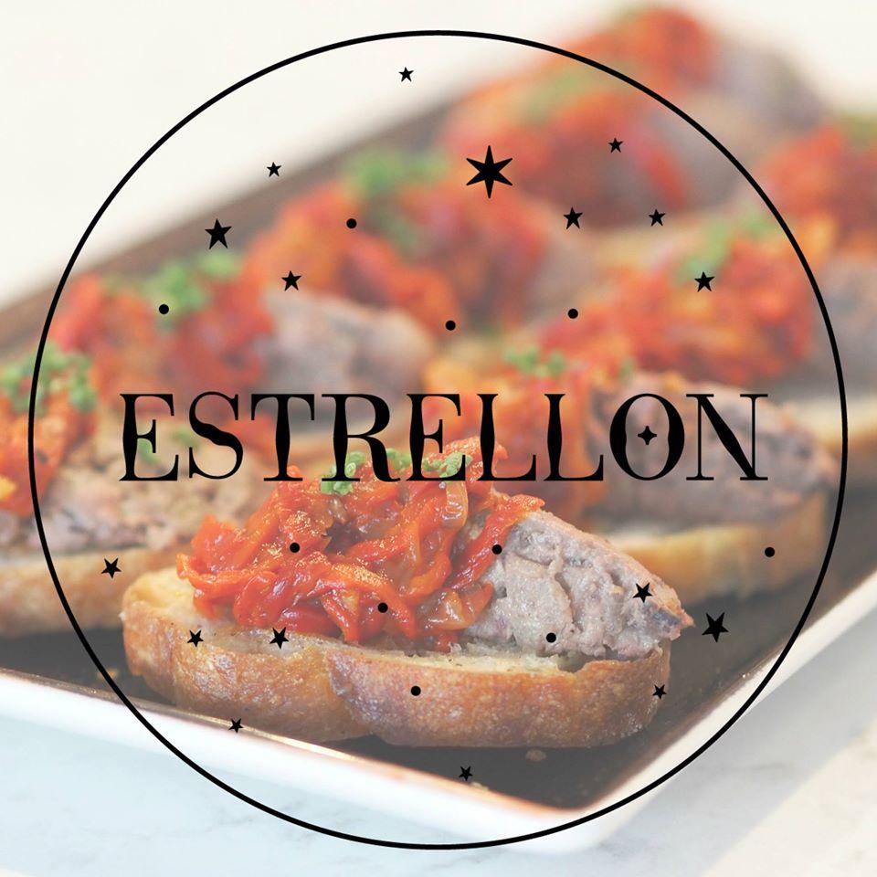 Estrellon by Tory Miller Logo